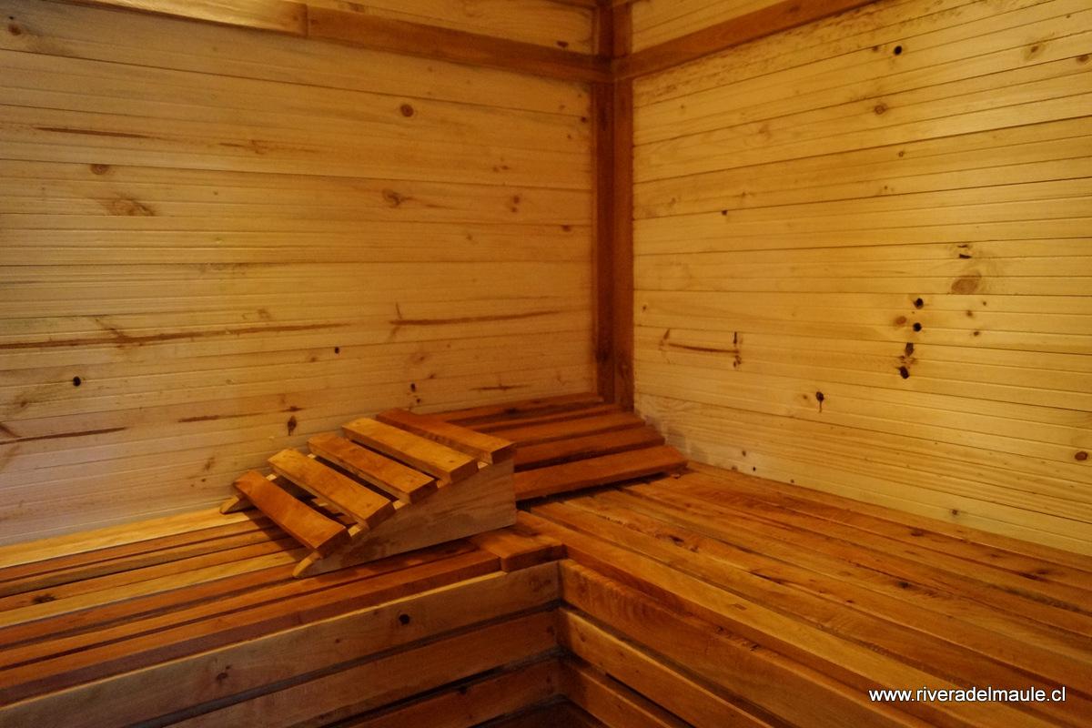 Tipos de sauna affordable cabinas de hidromasaje con - Tipos de saunas ...